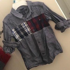 TOMMY HILGIFER 18 month boy shirt